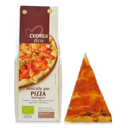 Organic Pizza Mix 500g