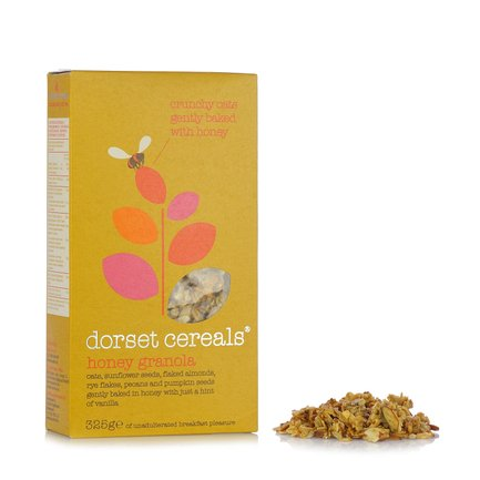 Crunchy Honey & Oats Muesli 325g