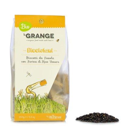 Le Grange Organic Bicciolani Biscuits 150g