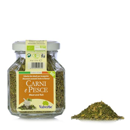 Mountain Aromatic Herbs Meat and Fish  35g
