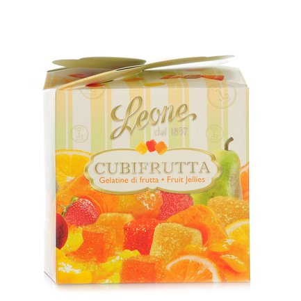 Cubifrutta Fruit Jellies 250g