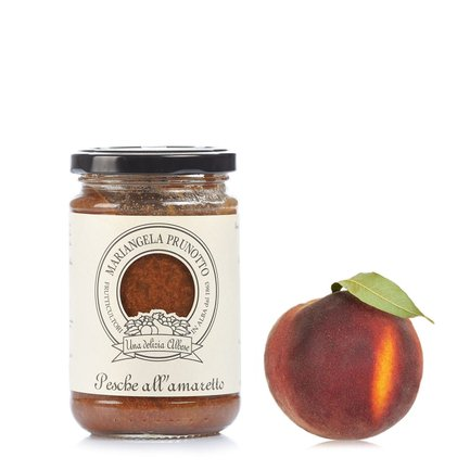 Peach and Amaretti Purée 345 g