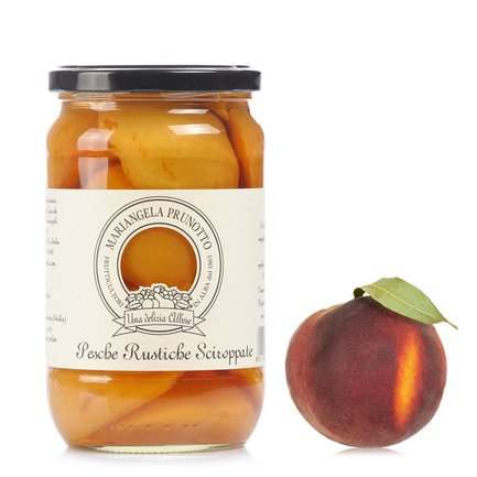 Peaches in Syrup  760g