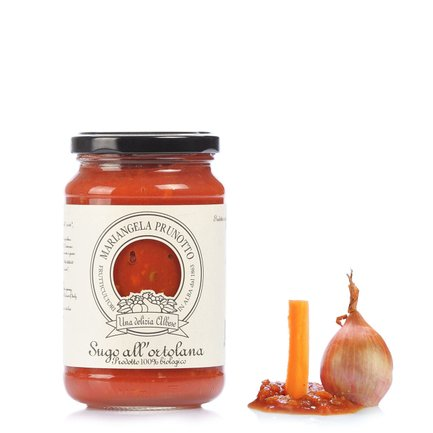 Crushed Tomatoes with Garden Vegetable Sauce 340g