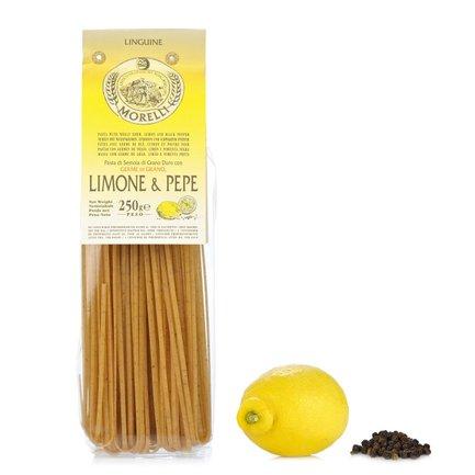 Lemon and Pepper Linguine  250g