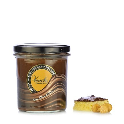 Piedmont Hazelnut and Cocoa Spread 350g