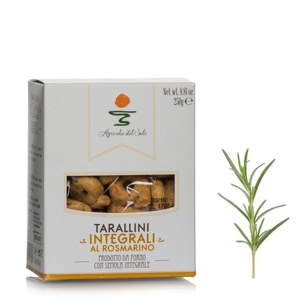 Wholemeal Tarallini 250g