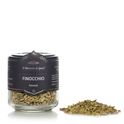 Whole Fennel Seeds  40g