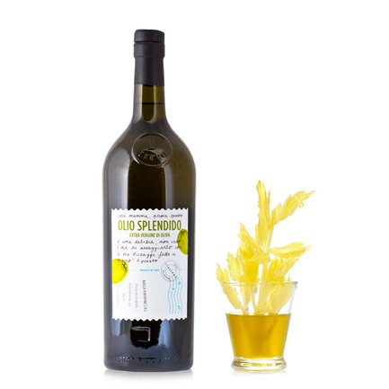 Olio Splendido Extra Virgin Olive Oil 1l