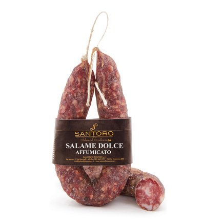 Sweet Smoked Salame a Staffa about 400g