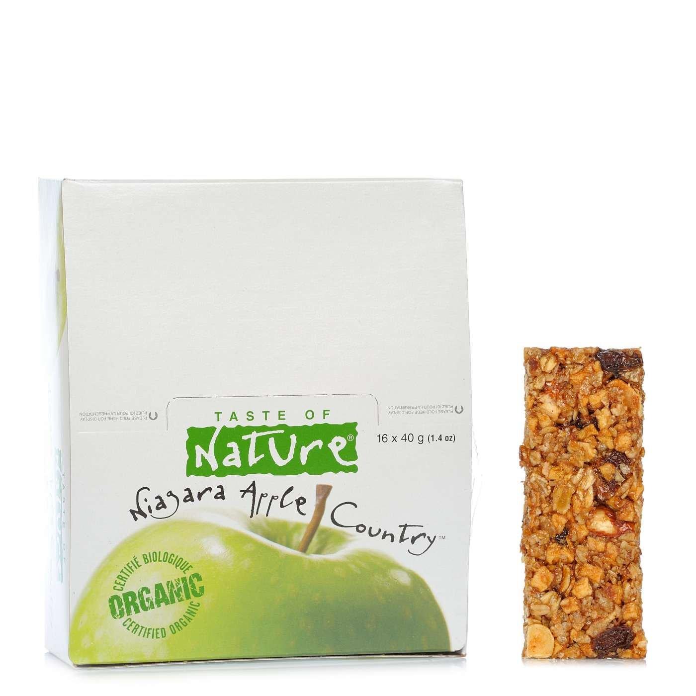 6c896609e7b Organic Apple Bar – Taste of Nature | Eataly