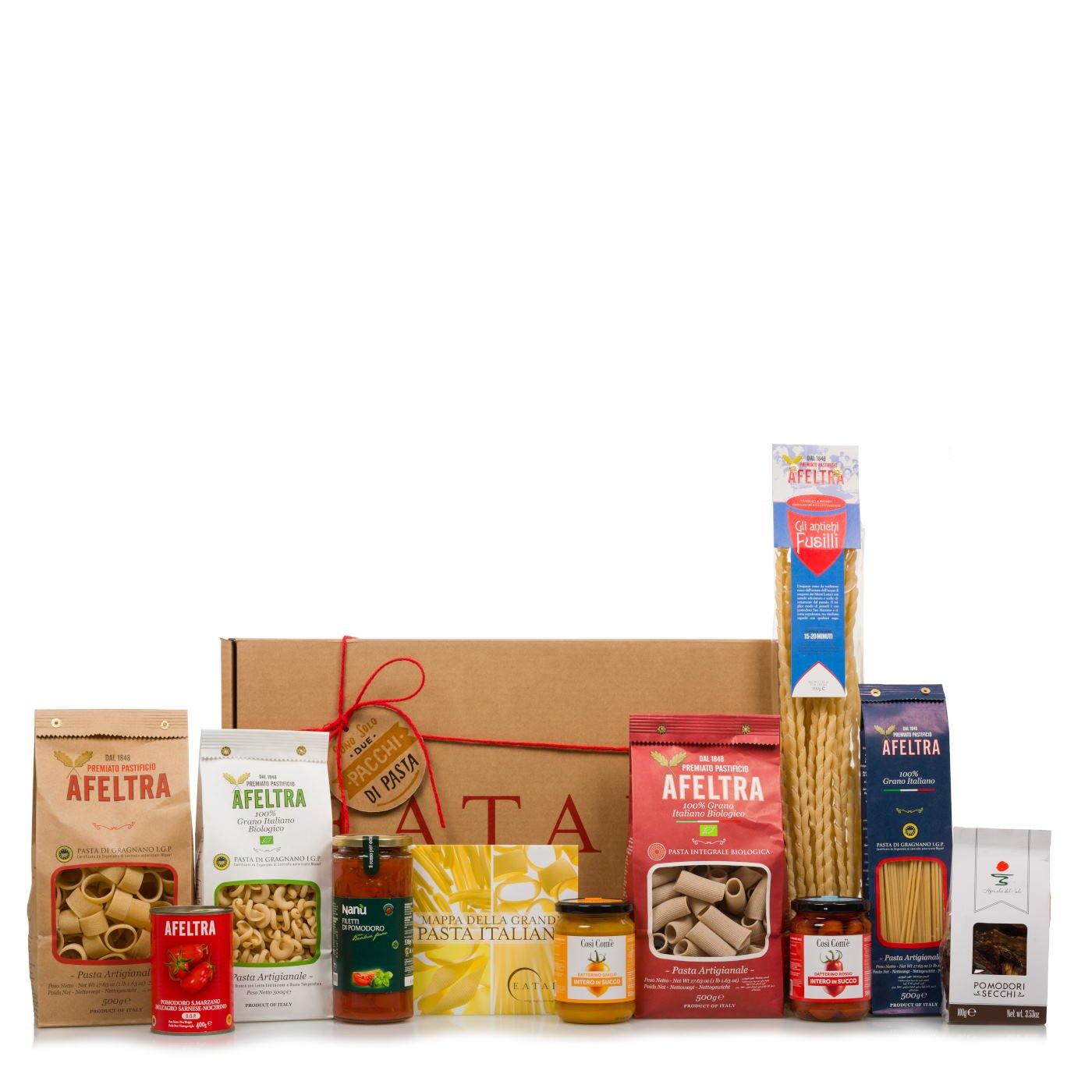 Christmas hamper with Italian pasta | Eataly