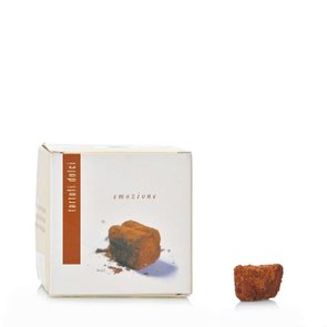 Le Vocali Sweet Black Truffles 100g