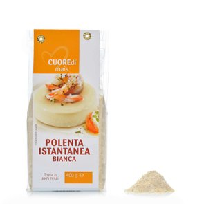Instant White Polenta 400g