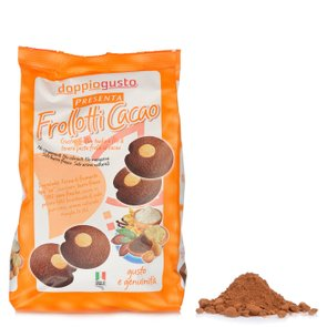 Cocoa Frollotti Biscuits 350g