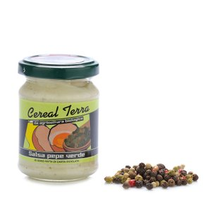 Green Pepper Sauce 120g