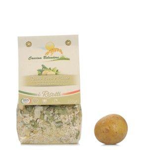 Leak and Potato Risotto 250g