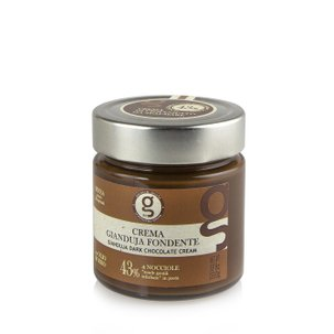 Dark Gianduja Cream  250g