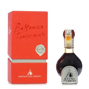 Traditional Balsamic Vinegar from Modena DOP  100ml