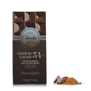Dark Chocolight Bar 100g