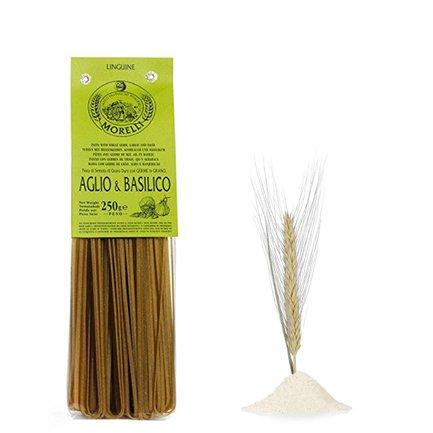 Linguine aglio e basilico 250g