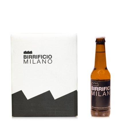 Confezione 4 bottiglie Birrificio Milano