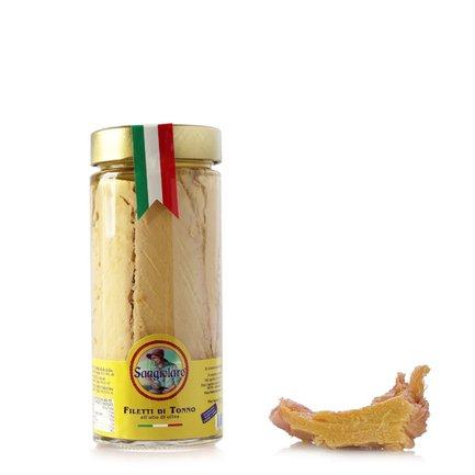 Filetto Tonno 550g