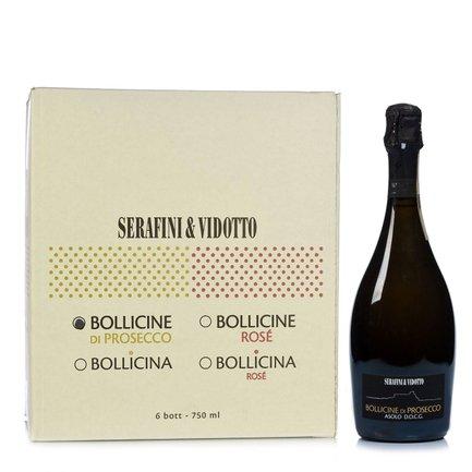 Kit Bollicina Prosecco  0,75lx6