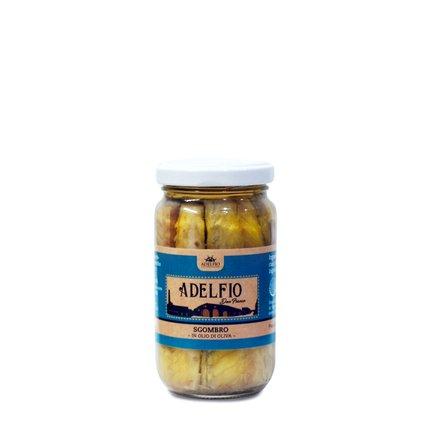 Filetti di Sgombro all'Olio di Oliva 200g