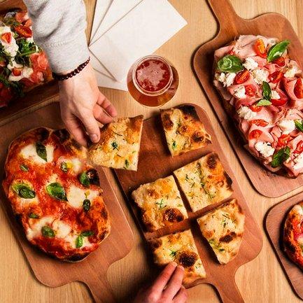 Pane e Pizza Integrale
