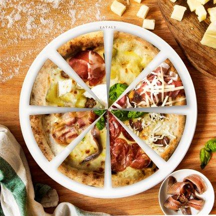 LA NUOVA PIZZA EATALY | GIRO D'ITALIA TRA I PRESIDI SLOW FOOD