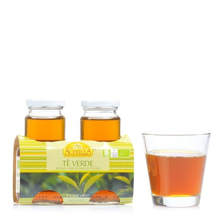 Tè Verde 2x200 ml