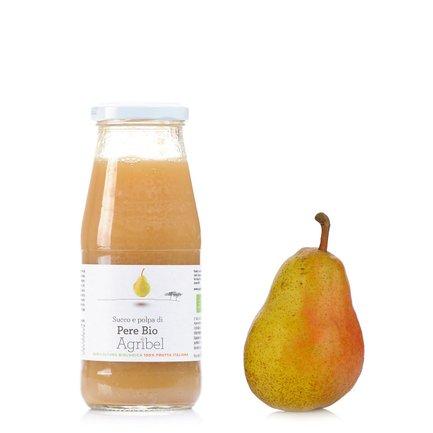 Succo e Polpa di Pere Bio 420 ml