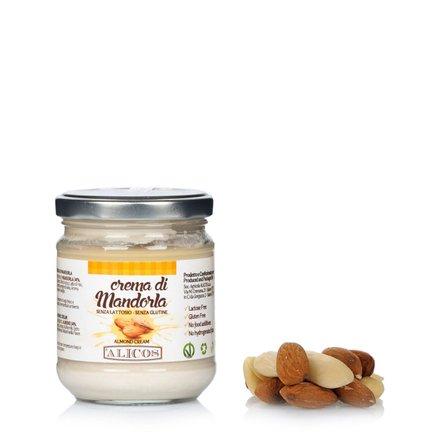 Crema di Mandorla Vegana 190g