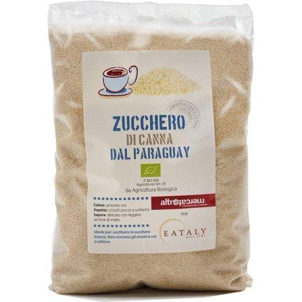Zucchero di Canna Grezzo dal Paraguay  1kg