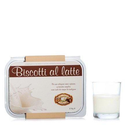 Biscotti al Latte 170g