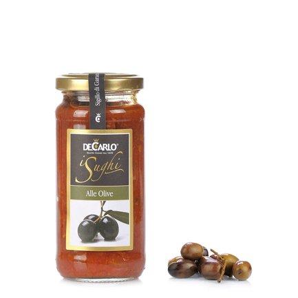Sugo alle Olive  220gr