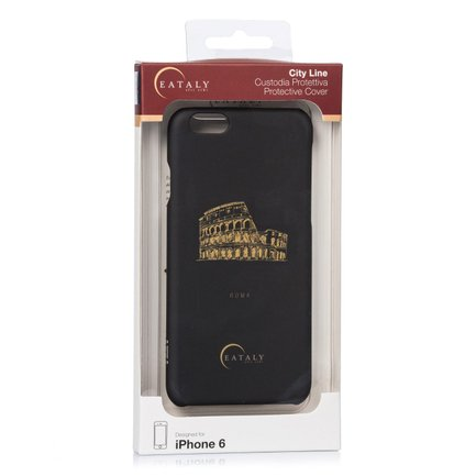 Cover iPhone6 e 6s City Roma
