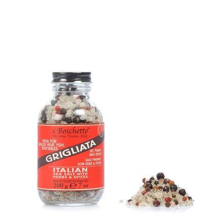 Mix Spezie per Grigliata 200 g
