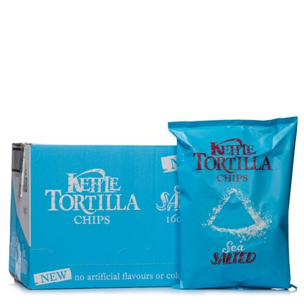 Tortilla Chips 150 g 8 pz.