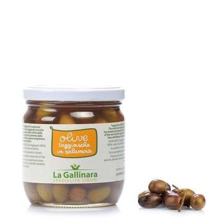 Olive Taggiasche  250g