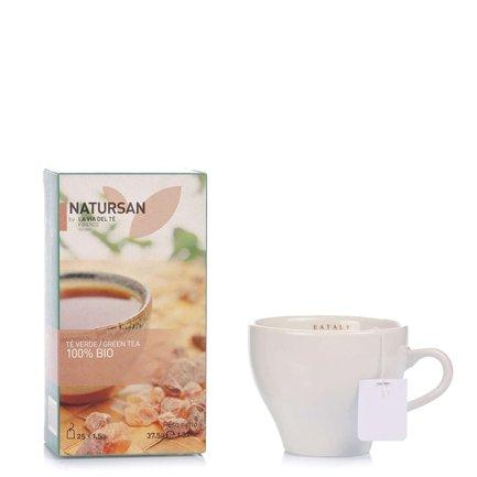 Tè Verde Bio 100% 25 Filtri