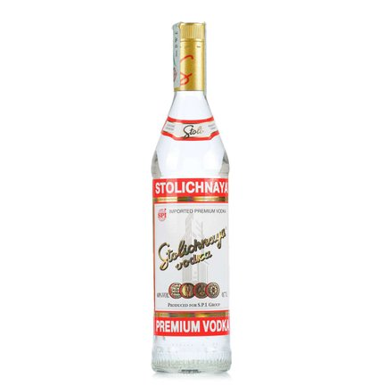 Vodka Stolichnaya Red Label 0,75l