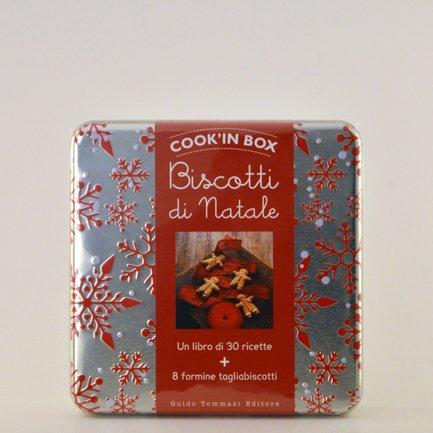 Biscotti di Natale Ricettario + Formine