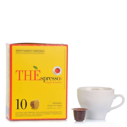 Thè English Breakfast 10 Capsule