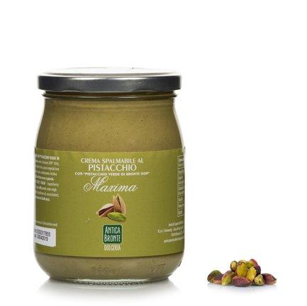 Crema di pistacchio di Bronte DOP 600g