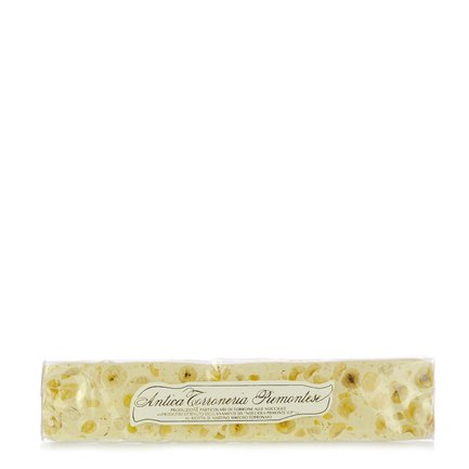 Torrone Bianco alle Nocciole Igp 150g