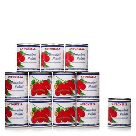 Pomodori pelati 800g 12 pz.