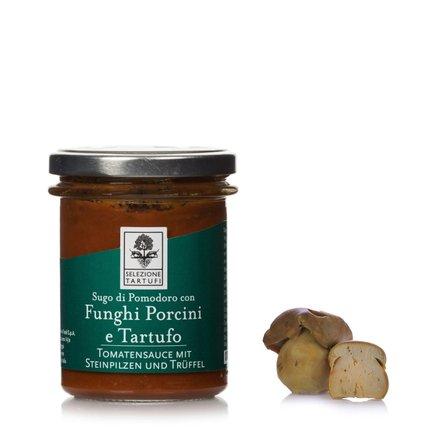 Sugo Funghi Porcini e Tartufo 180g