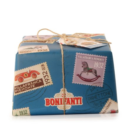 Panettone Milanese Basso 1Kg